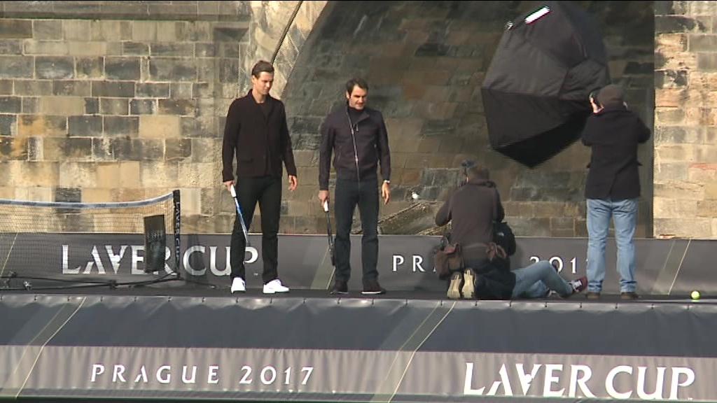 Praha v pohybu