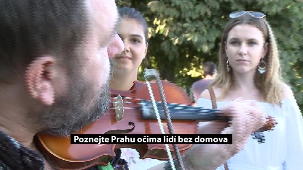 Zprávy z Prahy